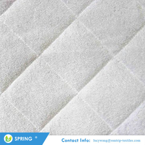 Super Soft Bamboo Fitted Quilted Mattress Protector