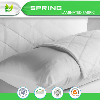 Water Proof Allergy Protection Zippered Pillow Protector/Pillow Covers/Manufacture in China
