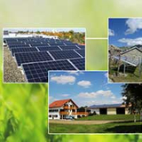 What is the difference between photovoltaic panels, monocrystalline and polycrystalline?