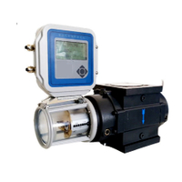 LLQ-Gas Roots Flow Meter
