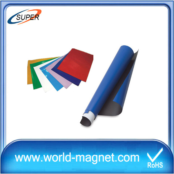 flexible magnetic roll