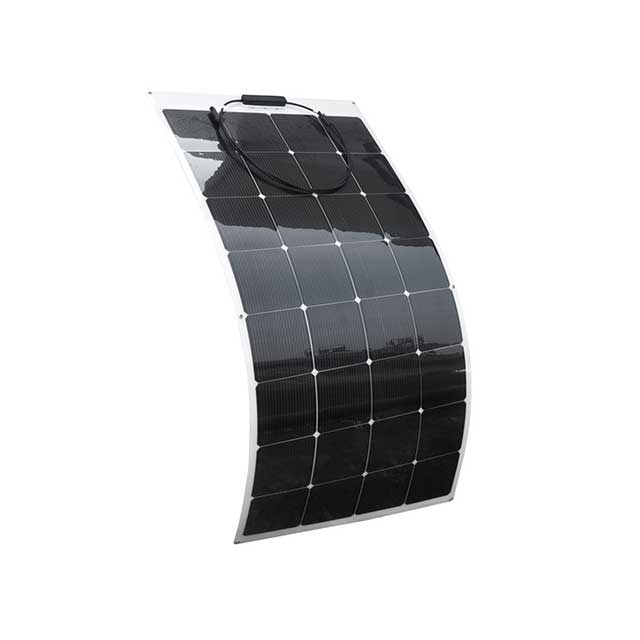 Lucis A TPT Marine 160W Flexible Solar Panel Hersteller