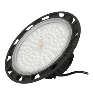 150lm/W IP65 UFO 200W LED High Bay Light