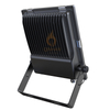 80W IP65 Outdoor Square Garden Park Area Tunnel Tennis Court Projector Flood Lamp LED with Lens