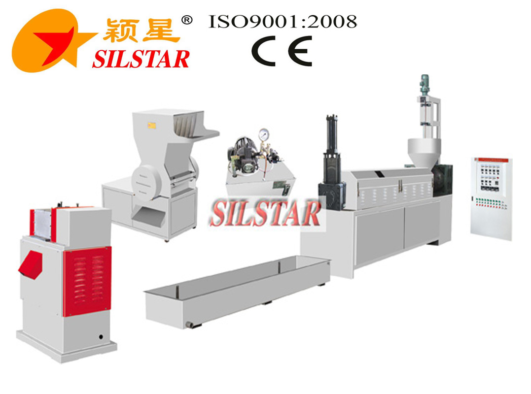 GBJZ-65 Waste Plastic Film Granulater (recycle machine)