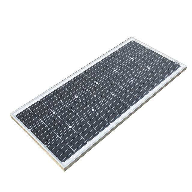 Scm Solar 100w18 mono solar panel