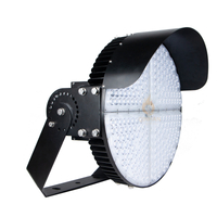 IP66 600W Round Led Stadium Lighting with Mounting Bracket