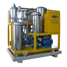Series TYF-A fully automatic phosphate ester fire-resistant oil purifier