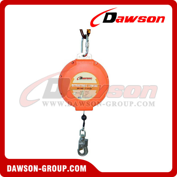 Self retractable lifeline - Dawson