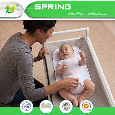 Infant Cotton Nappy Cover Toddler Waterproof Urine Mat Newborn Baby Changing Pad
