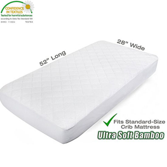 Chinese Suppliers Medical Crib Mattress Cover