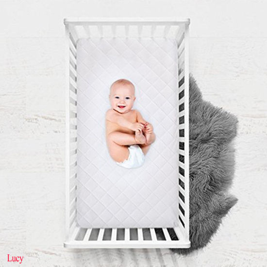High Quality Bed Bug Proof Bamboo Waterproof Baby Mattress Protector/Pad/Cover