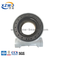 China good manufacturer high quality Enclosed housing worm gear slewing drive WEA12
