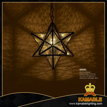 Home use Arabic style brass chandelier(KA050DL)