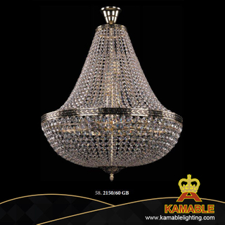 Modern Hotel Crystal Chandelier Project Light (2150/60 GB)