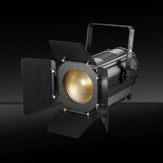 TH-352 600w LED bicolor Fresnel Spotlight teatro con zoom manual