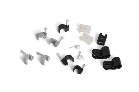 Cable Clips & Clamps