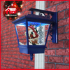 (LW40045C-B) Santa Claus Christmas Decorative Wall Lamp with Snow Flakes