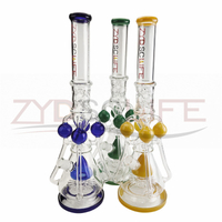 Large filter honeycomb type water pipe hookah with hookah
