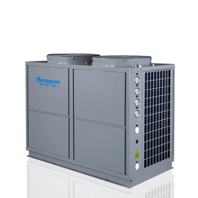 40KW -25℃ EVI Air Source Heat Pump for Cold Weather Hot Water & Underfloor Heating