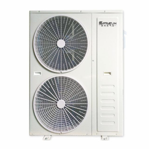15KW 17KW EVI DC Inverter Air Source Heat Pump for Cold Area Heating and Cooling