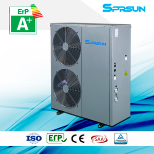 14KW 19.6KW Air to Water Heat Pump Heating and Cooling Air Conditioner System