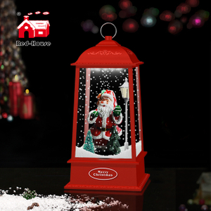 New Designs Desk Lanterns with different figures inside for Home Decoration