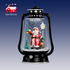 Snowing Musical Desk Lamp with Twinkling Christmas Lights for Bedroom