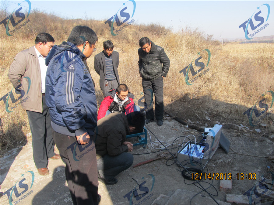 TLS Technologies Borehole Inspection Camera Application Case-Changzhi logging field-01