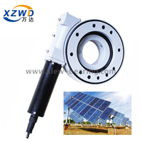 Light Weight Electric Slew Ring Gear Drive for Solar Tracker