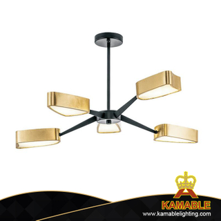 Modern Home Decor Steel Pendant Lamp (KAG5742-5)