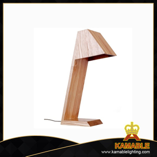 Contracted Wood Table Lamp for home ( LBMT-AH)