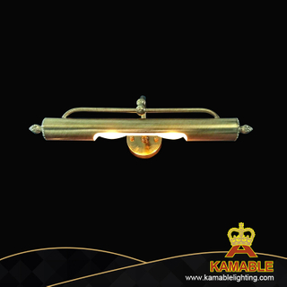 Classical Hotel Mirror Lamp Brass Wall Light (FB-0964-2)