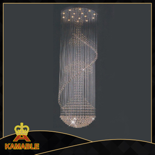 Modern decorative crystal chandelier ceiling lamp (MP86084-15)