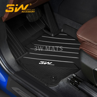 TPE car mat for BMW X1