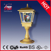 (LT27064-G-J) New Design Christmas Sparking LED Tabletop Snowing Lamp