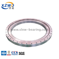 Xuzhou Wanda Light Type(WD-06) Internal Gear Slewing Bearing