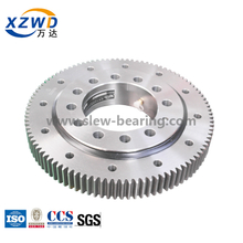 High Speed Single Row Ball Four Point Contact Ball Slewing Ring Bearing Drawing