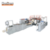 WFD-330/430/550 Roll Fed Fully Automatic Paper Bag with Handle Machine