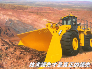 XCMG LW1100KN skip loader for sale