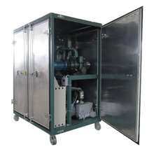 Series ZYD-I-W Fully Enclosed Vacuum Transformer Oil Regeneration System
