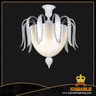 Glass Murano style chandelier(87029-600)