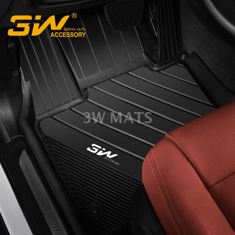 TPE car mat for BMW X5