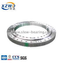 Single Row Crossed Roller Slewing Bearing for Industrial Robots