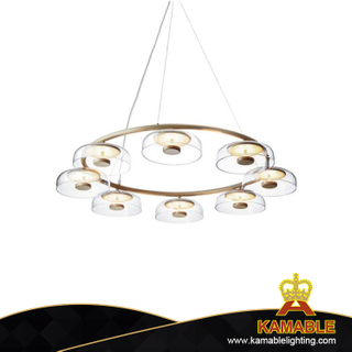 Hot Sell Hanging Pendant Light for Dining Room (KA9965P-8R)
