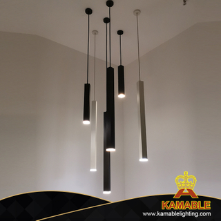 Modern Decoration Aluminium Hanging COB LED Pendant Light (8901F 300+600)