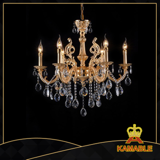 Delicate indoor decorative cast aluminum chandelier(9128-12+6+6L )