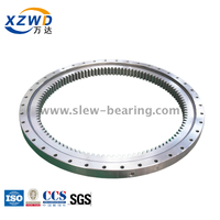 Light Duty High Speed Slewing Bearing Internal Gear for Crane