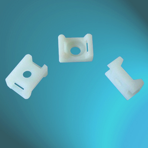 Nylon Cable Tie Mounts Screw-Fixing Type