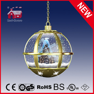(LH30033W-JJ11) Hanging Lamp Windmill Decoration Light for Holiday Party